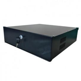 Caja Metalica cerrada para DVR