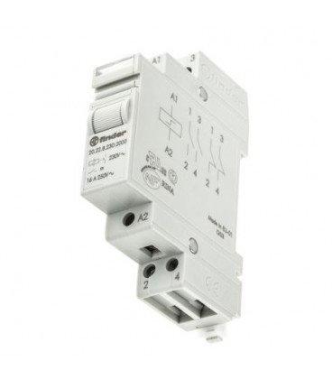 Telerruptor 230Vac 16Amp NA/NA Carril DIN 20229012