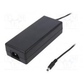 Alimentador Fijo 12Vdc 10Amp 120W Conector 5,5x2,1mm