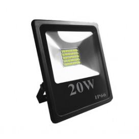 Foco LED 20W 12Vdc 24Vdc Blanco Dia
