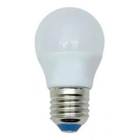 Bombilla LED E27 Esferica 4W 12Vdc Luz Blanca 6500K 320lumenes