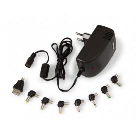 Alimentador Universal  5V-15V  3A 24W 8 conectores