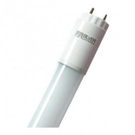 Tubo LED T8 60cm 9W Luz Calida 3000K Cristal Opal