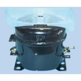 Compresor frigorífico gas R600 1/5 3 bocas.