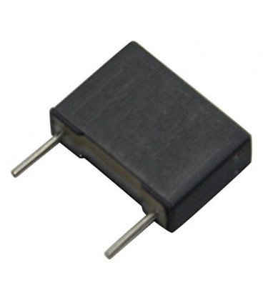 Condensador Poliester 2,2uF 100Vdc R15mm MC15-2U2