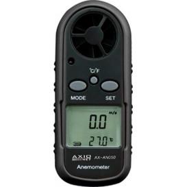 Anemometro LCD medicion Temperatura y Velocidad