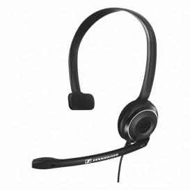 Auriculares con Microfono USB Mono PC7USB