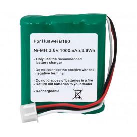 Baterias 3,6V/1000mA NiMh Router Huawei