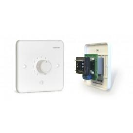 Atenuador Sonido PA 24W 100V empotrar