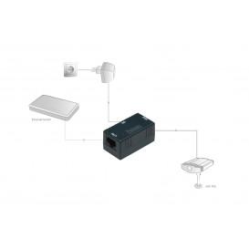 POE Pasivo Inyector 0V-48V