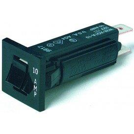 Interruptor Magnetotermico 1Cto. Cerrado Reposo 10A/250Vac