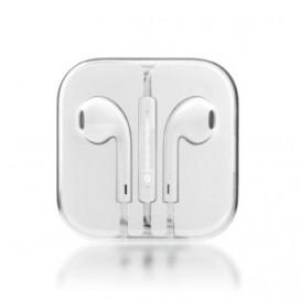 Auriculares Intrauditivos SmartPhone EARBUDS BLANCOS