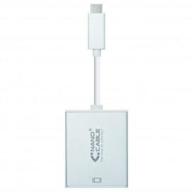 Conversor USB-C a DisplayPort