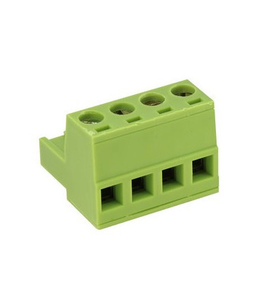 Conector Cto.Impreso Hembra 4 Contactos paso 5,08