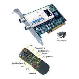 Tarjeta PCI TDT DVB c/Mando