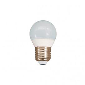Bombilla LED E27  4W 230V Esferica  DIA