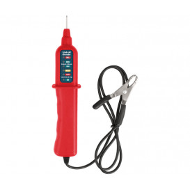 Comprobador Baterias Plomo 12V Cable de prueba 0.8m