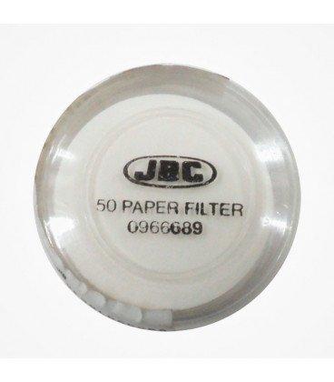 Filtro papel 50 unidades 0005241