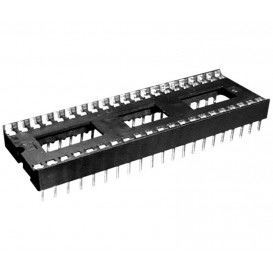 Zocalo Circuito Integrado 42Pin PLANO Paso 1.78mm