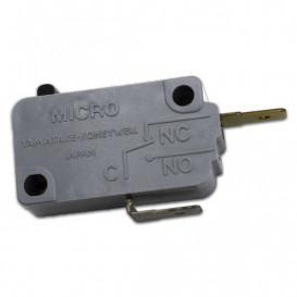 MS204 Microrruptor 11Amp. faston 4.6mm. 2 cont.