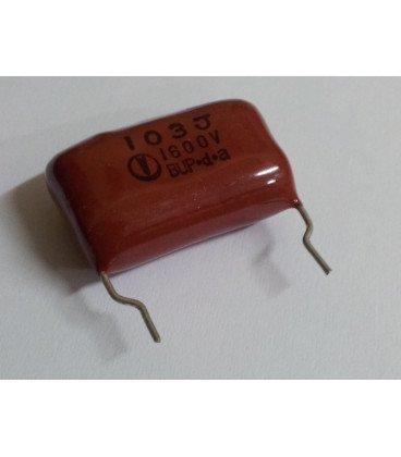 Condensador Poliester 10nF 1600V R22.5mm 10K