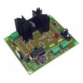 Regulador Luz-Velocidad 4amp DIN
