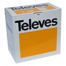 Bobina 305m Cable FTP Cat5e Rigido CU LSZH TELEVES