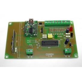 Telemando USB 8Canales 100mts TL40 CEBEK