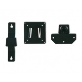 Soporte TV Orientable VESA 75/100 NEGRO