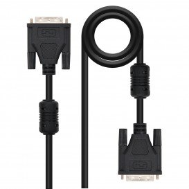 Cable DVI 24+1 Macho a DVI Macho  1,8m