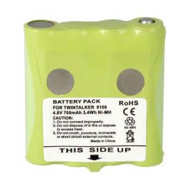 Bateria para Walkie TOPCOM 9100