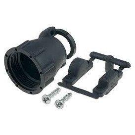 Agarre y proteccion del Cable para Conector 0182649-1