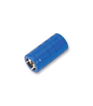Condensador Electrolitico 100uF 385Vdc 105º 25x40mm