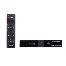 Receptor Satelite HD Display USB Grabador
