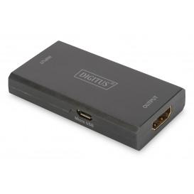 Repetidor HDMI 4K Doble Hembra HDCP 2.2