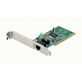 Tarjeta RED PCI 10/100/1000 Gigabit Perfil Bajo