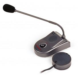 GM-20P de FONESTAR - Microfono Intercomunicador Ventanilla