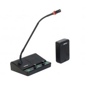Microfono Intercomunicador para Ventanilla