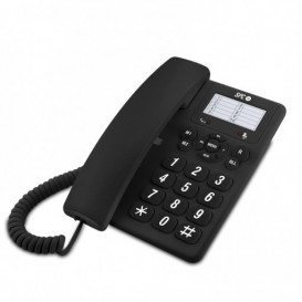 Telefono Fijo SPC ORIGINAL NEGRO