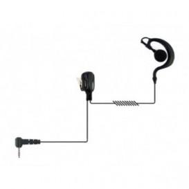 Micro-Auricular PTT para Walkie Motorola PMR