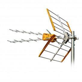 Antena TV UHF TDT V ZENIT C21-C48 15dB LTE700