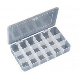 Caja Clasificadora 18 Departamentos 210x119x32mm