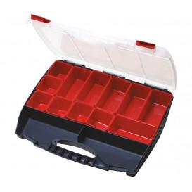 Caja Clasificadora 12 Cubetas con Asas