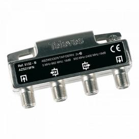 Derivador ICT 5-2400 Mhz 2D F tipo B  5132