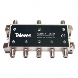 Derivador ICT 5-2400 Mhz 6D F tipo A