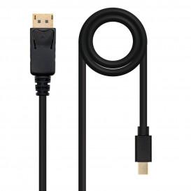 Cable DisplayPort a MiniDisplayPort 3m