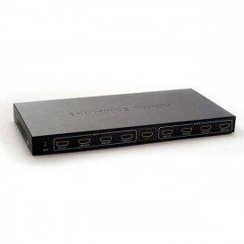 Distribuidor Splitter HDMI de 8Salidas 1080p