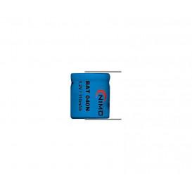 Bateria 1/3AA 1.2V 300mA Con Terminales