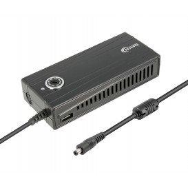 Alimentador Universal 110-240Vca/12-24Vcc, salida 15-24Vcc 90W