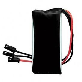 Bateria Inalambrico 2.4V 700mA AAAx2 NiMh 3 hilos
